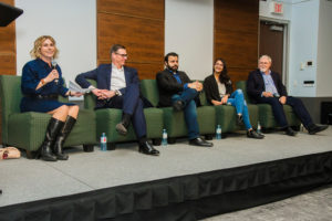 SRG President Addresses Toronto Tech Innovators
